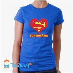 SUPERMAN + vlastní nápis