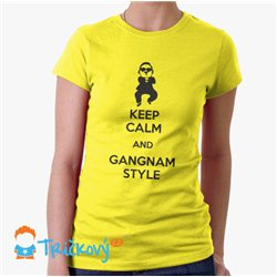Keep Calm And Gangnam Style!