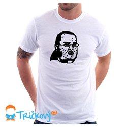Nerd - dámské nebo pánské tričko s potiskem