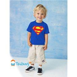 Superman - triko pro děti