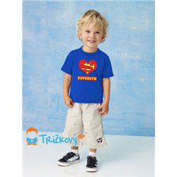Supersyn- triko pro děti