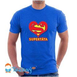 Supertáta - pánské tričko s potiskem
