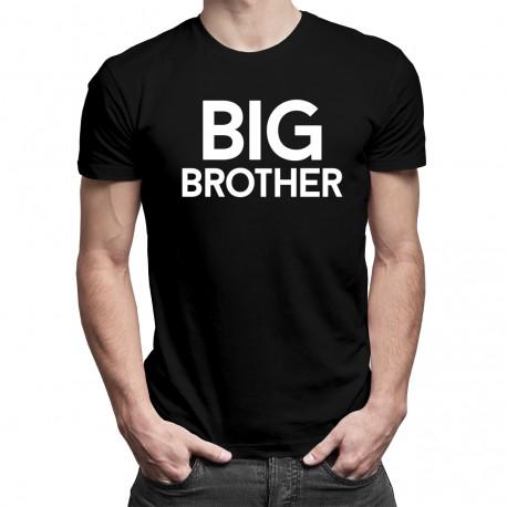 Big brother - pánské tričko s potiskem