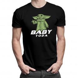 Baby Yoda - dámské nebo pánské tričko s potiskem