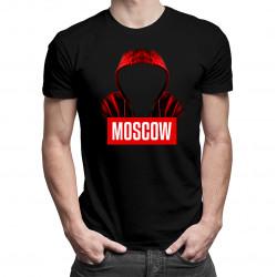 Moscow - dámské a pánské tričko s potiskem
