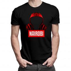 Nairobi - dámské a pánské tričko s potiskem