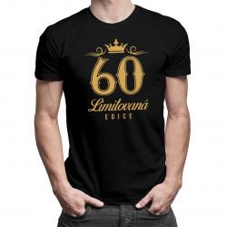 60 let - limitovaná edice - pánská a dámská trička  s potiskem