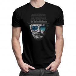 Heisenberg - pánské tričko s potiskem