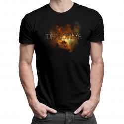 Detective - pánské tričko s potiskem