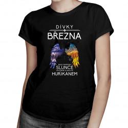 Dívky z března - dámská trička s potiskem