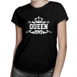 QUEEN 01 - Dámská trička  s potiskem
