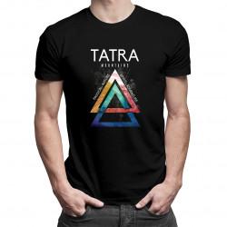 Tatra mountains - pánské tričko s potiskem