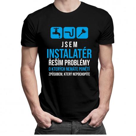 Jsem instalatér - řeším problémy