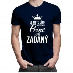 Tento princ je už zadaný