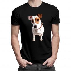 Jack Russell terrier - Jack Russell teriér - dámské a pánské tričko s potiskem