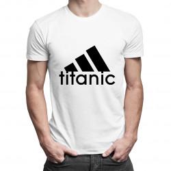 Titanic - dámské nebo pánské tričko s potiskem