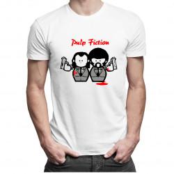 Pulp Fiction Cartoon - dámské nebo pánské tričko s potiskem