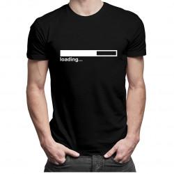 Loading... - dámské nebo pánské tričko s potiskem