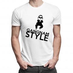 Gangnam Style! - pánské tričko s potiskem
