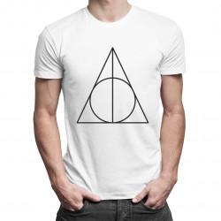 Deathly Hallows - dámské nebo pánské tričko s potiskem