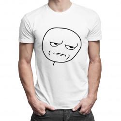 Are you fucking kidding me? - pánské tričko s potiskem
