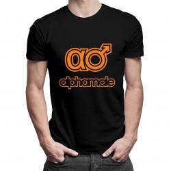 Alphamale - pánské tričko s potiskem