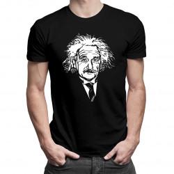 Albert Einstein - pánské tričko s potiskem