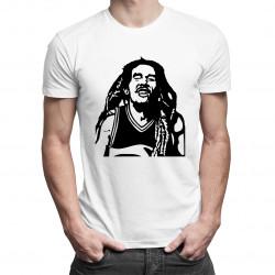 Bob Marley - dámské nebo pánské tričko s potiskem