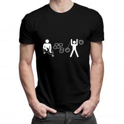 DJx - pánské tričko s potiskem