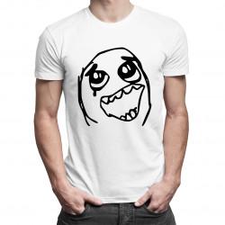 Happy Guy - pánské tričko s potiskem