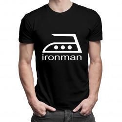 Ironman - dámské nebo pánské tričko s potiskem