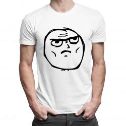 Serious - pánské tričko s potiskem
