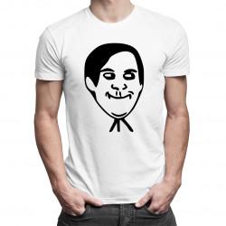Spiderman face - pánské tričko s potiskem