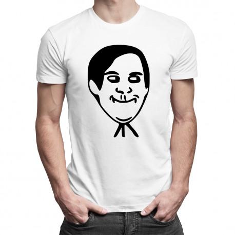 Spiderman face - dámské nebo pánské tričko s potiskem