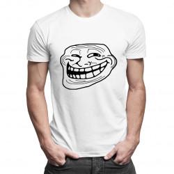 Trollface - dámské nebo pánské tričko s potiskem