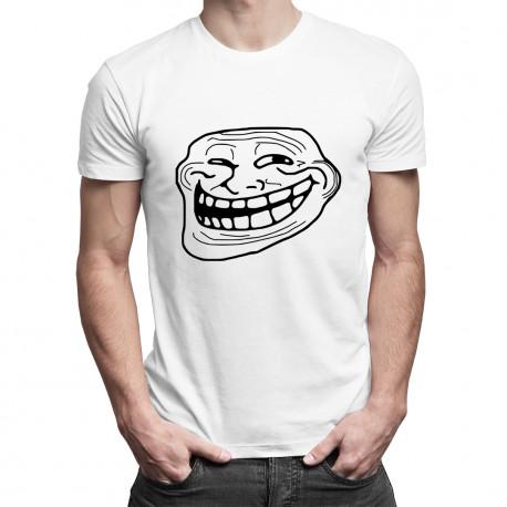 Trollface - pánské tričko s potiskem