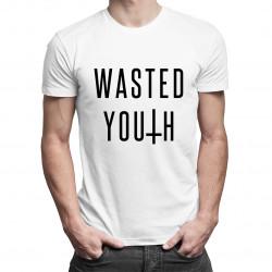 Wasted Youth - pánské tričko s potiskem