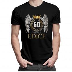 Limitovaná edice 60 let -  dámské a pánské tričko s potiskem