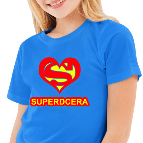 SUPERDCERA - triko pro děti