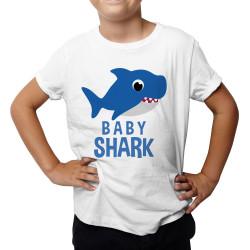 Baby shark - dětské tričko s potiskem