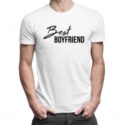 Best boyfriend - pánské tričko s potiskem