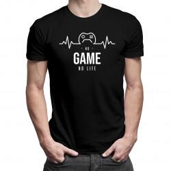 No game no life - pánské tričko s potiskem
