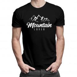 Mountain Lover - pánské tričko s potiskem