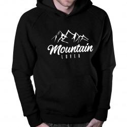 Mountain Lover - pánská mikina s potiskem