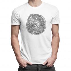 Příroda - pánská trička  s potiskem
