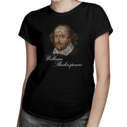 William Shakespeare  - dámské tričko s potiskem