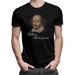 William Shakespeare  - pánské tričko s potiskem
