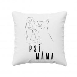 Psí máma  - polštář