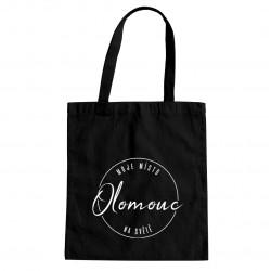Olomouc - moje místo na světě - taška s potiskem