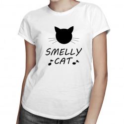 Smelly cat - dámské tričko s potiskem